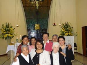 Final vows, Mexico