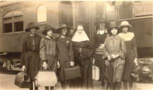 Postulants from Windthorst, Texas