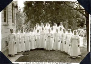 Sisters at Muguerza Hospital