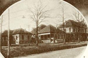 Texas Pacific Railroad Hospital