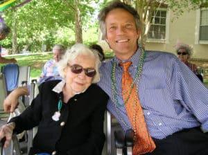Steve Fuller & Mrs. Sasser