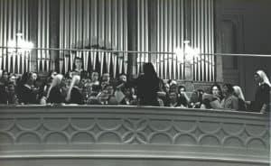 Sisters' Choir, 1969