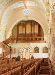 Organ, Chapel of the Incarnate Word