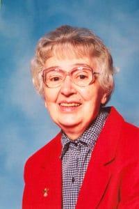 Sr. Mary Cunningham