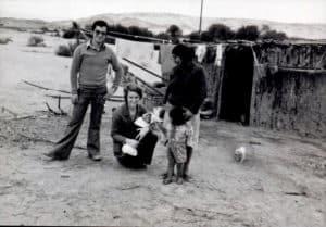 Sr. Rosaleen Harold and family
